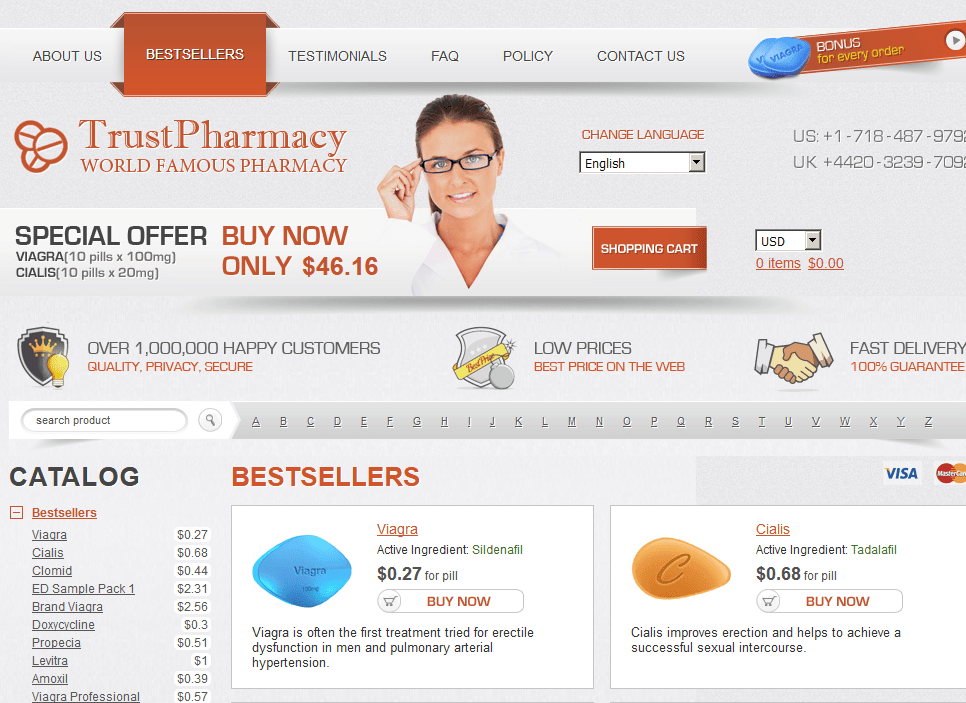 Good Pills Homepage Photo