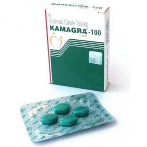 Kamagra 100 mg by Ajanta