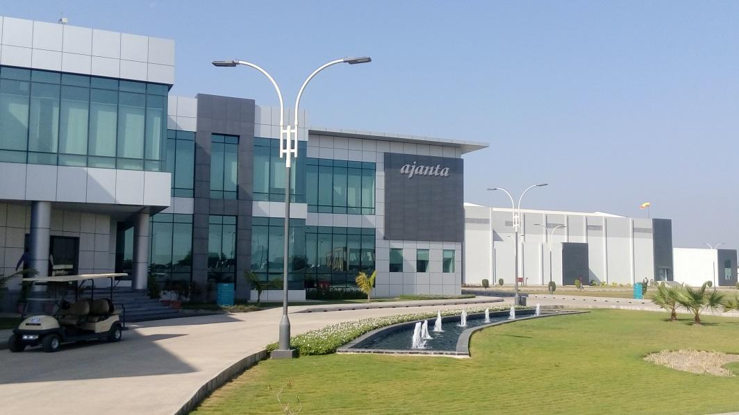 Ajanta Pharma Main Office