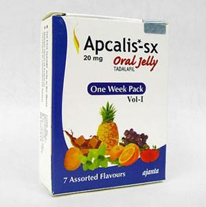 Apcalis Oral Jelly from Ajanta Pharma
