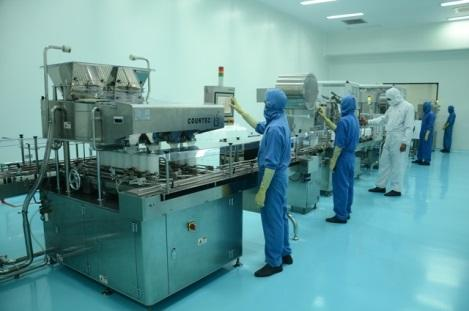 One of Ajanta Pharma's 6 facilities